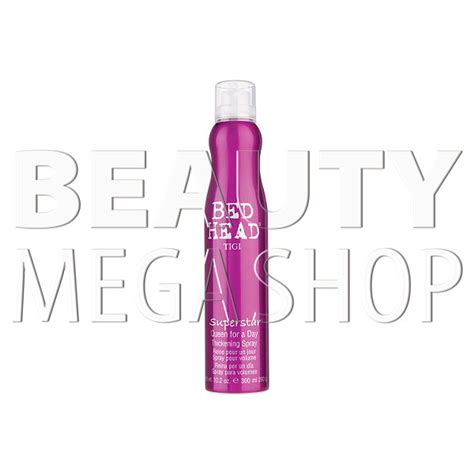 bed head superstar tigi bed head superstar queen for a day 300 ml