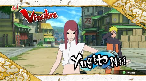 mod game naruto ultimate ninja storm 3 yugito to kushina at naruto ultimate ninja storm 3 nexus