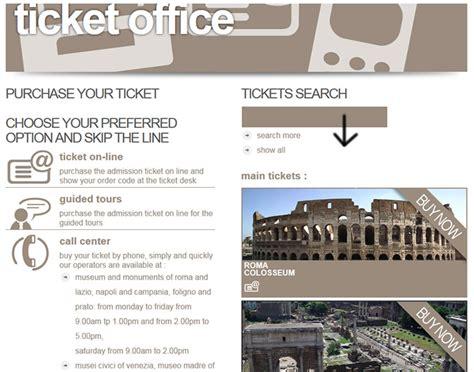 entradas coliseo comprar entradas para el coliseo en roma en el 2018