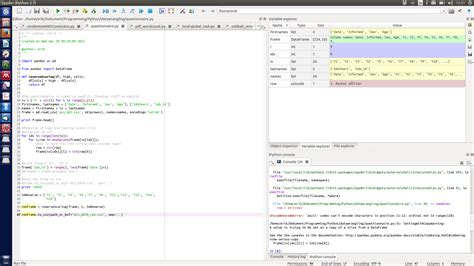 layout editor python rstudio like python ides rodeo and spyder erik marsja