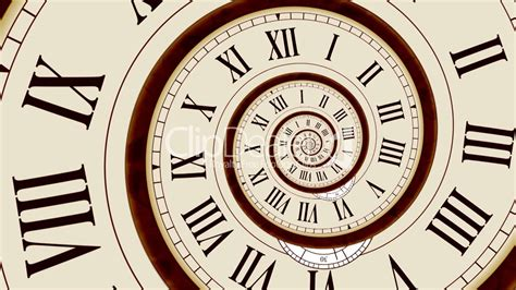 time with a time abstract royalty free and stock footage