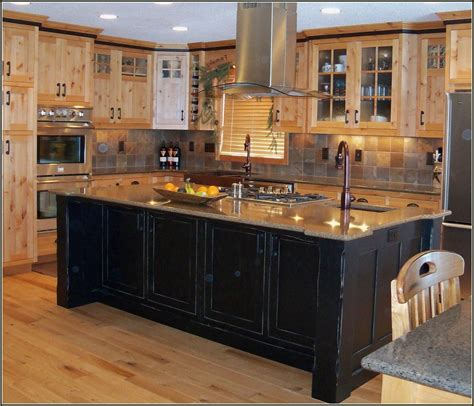 Black Distressed Kitchen Cabinets Black And Distressed Kitchen Cabinets Kitchen Cabinet