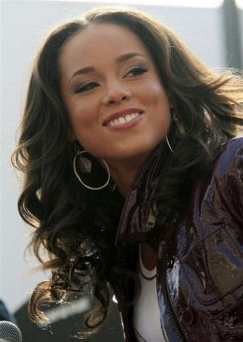 different hair styles from alicia keys alicia keys curly hairstyles