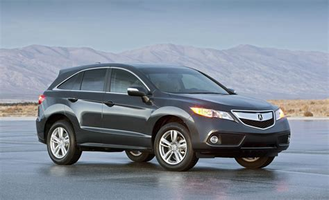 Acura Rdx 2013 by Car And Driver