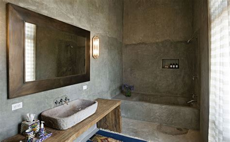 bathroom designs  rustic elegance home design lover