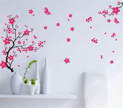 Blumen An Wand Malen 5202 blumen an wand malen wand blumen selber malen