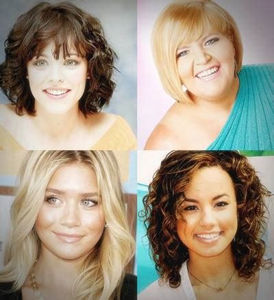 Wavy Hairstyles For Faces by Best Hairstyles For Haircuts