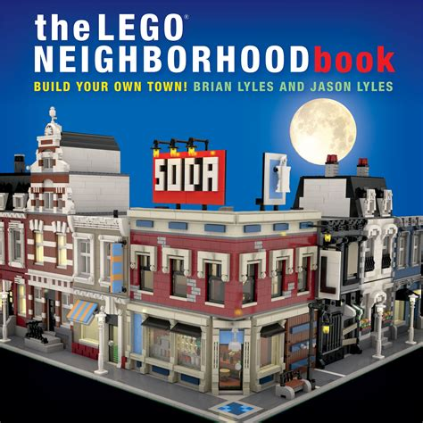 world building guide workbook books the lego neighborhood book review the brick fan