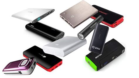 best portable power packs top 20 best portable power banks 2018 your easy buying