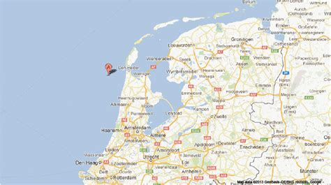 netherlands coast map sciency thoughts earthquake the coast of