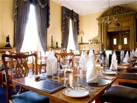 The Dining Room Edinburgh by The Royal Scots Club Dining And Conference Facilities