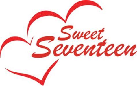 design banner sweet 17 sweet seventeen on plain mug white color personalized