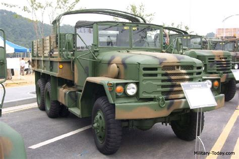 Army Kia Kia Km250 Light Utility Truck Today
