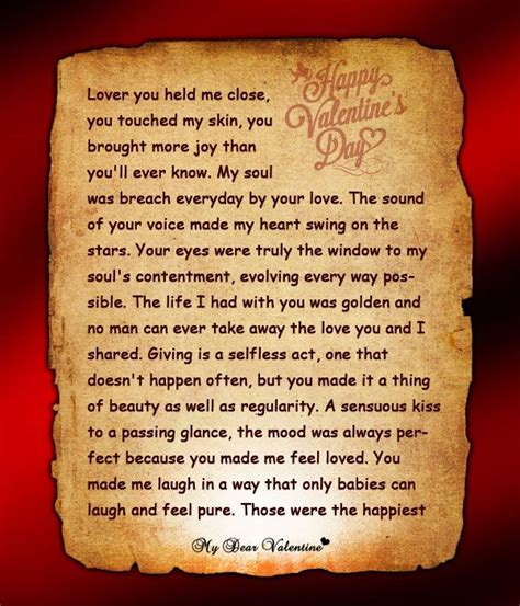 valentines day letters for him 125 best images about letters for him on
