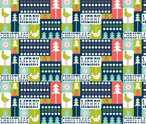 remix design group home store christmas collage remix blue fabric heatherdutton