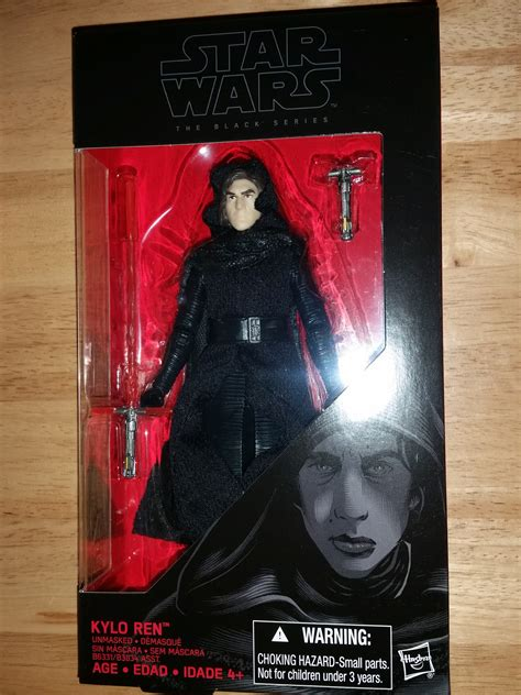 Wars Black Series Kylo Ren Unmasked The Last Jedi Not Shf multiverse trading company toys and collectibles
