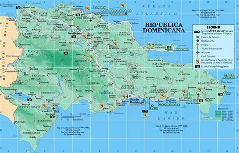 mapa de republica dominicana punta cana republica dominicana mapa