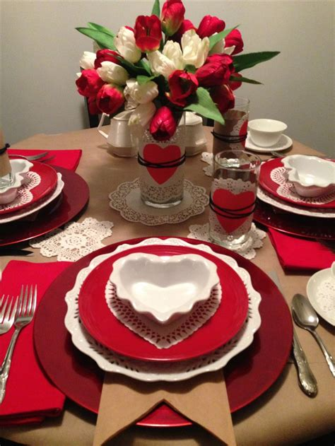 valentine s day table settings valentine table setting valentine s day the elegant