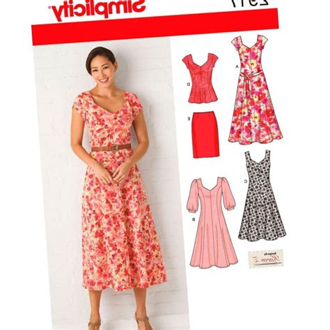 sewing pattern velvet dress free plus size dress sewing patterns pluslook eu collection