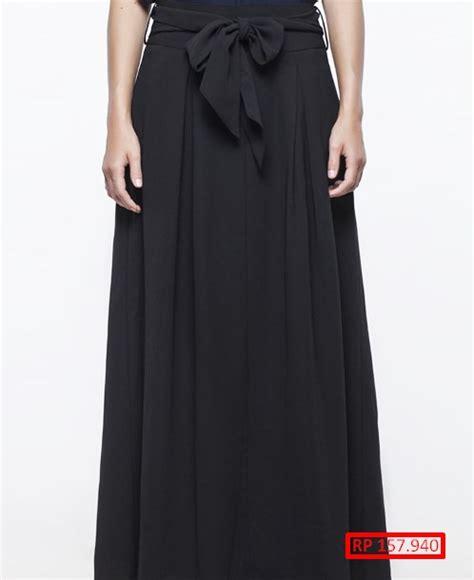Rok Hitam Panjang By Marionline 30 model rok panjang hitam baru cantik dan elegan style