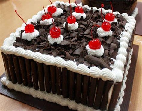 cara membuat kue bolu negro resep kue ulang tahun kukus black forest special buat anda