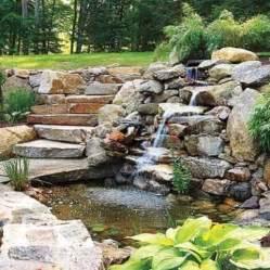 Easy Backyard Pond Ideas จ ดไปเต มๆ 53 ไอเด ย สระน ำในสวนหล งบ าน แต งแต มสวน