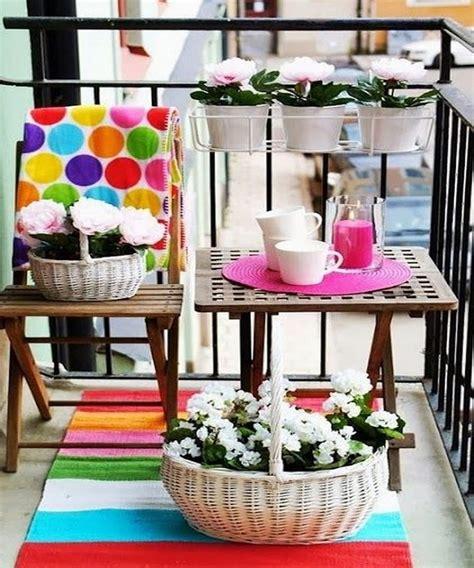 arredo balcone piccolo arredare balcone piccolo tante idee e composizioni