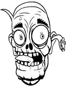 scary pics to color scary coloring pages az coloring pages