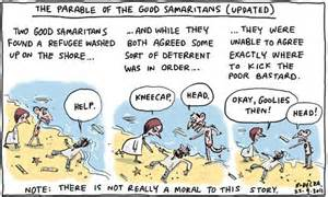the parable of the good samaritan a sermon by marilynne
