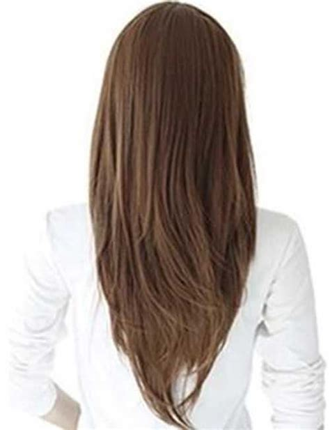 Medium V Shaped Layer | medium v cut hair with layers www pixshark com images