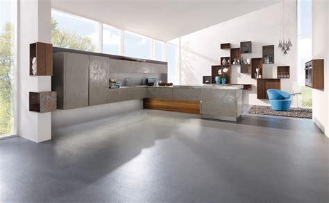 cuisine moderne kanto leicht avec meubles supendus photo cuisine en c 233 ramique