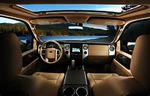 Ford Excursion Interior 2016 Ford Excursion