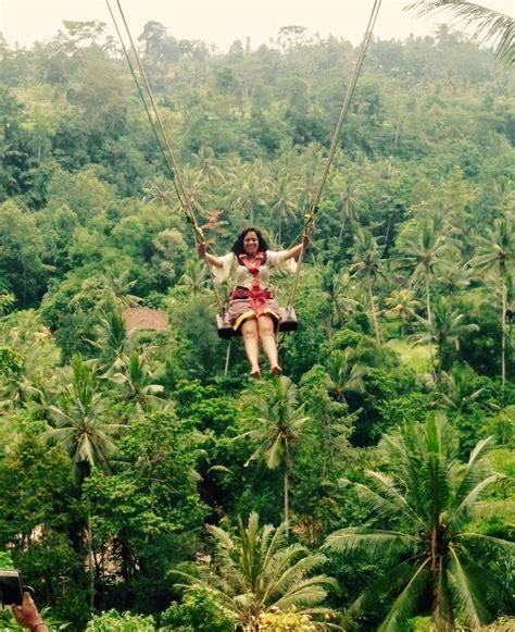 swinging in bali bali swing