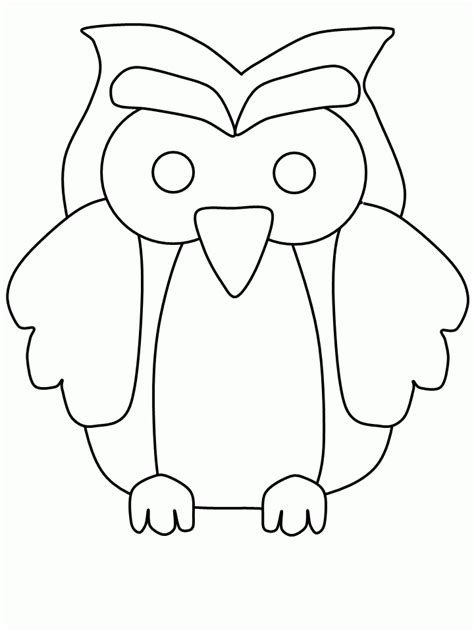 owl coloring pages pdf owl coloring pages coloring home