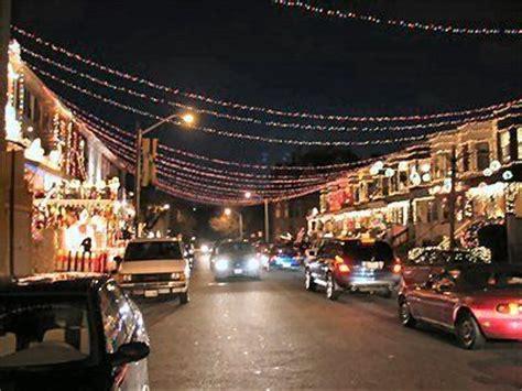 34th st baltimore christmas lights 2 pinterest