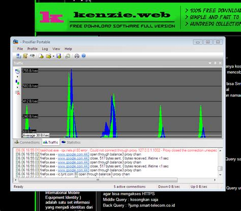 Modem Smartfren Chrome gratis terbaru smartfren menggunakan ssh artikel kenzie web whaff