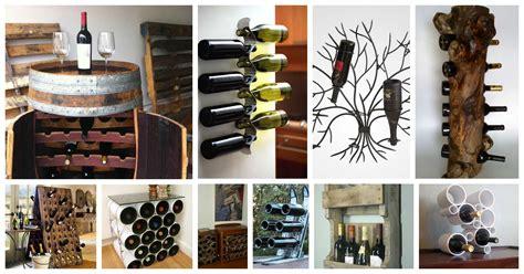 19 creative diy wine rack ideas