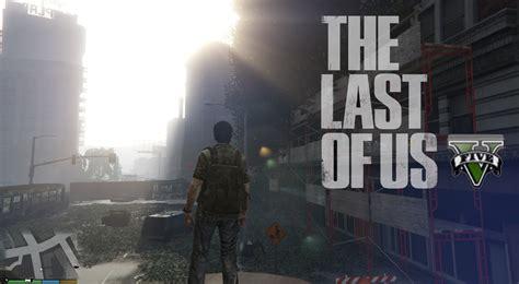 Kaset Bd Ps4 The Last Of Us Tlou mods transformam gta 5 em the last of us gamevicio