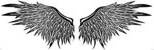 back wings tattoo dark angel wings by swarzeztier on deviantart