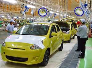 Mitsubishi Mmc Mmc Starts Thai Mirage Assembly Asia Markets The
