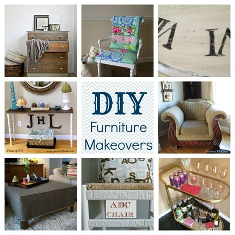 Diy Home Makeover Ideas Diy Furniture Makeoversdiy Show Diy Decorating And