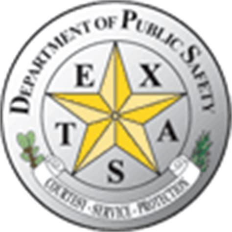 Tx Dps Criminal Record Search Dps Logo