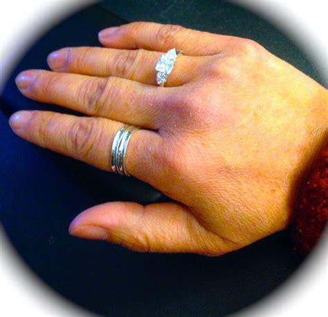wedding ring left or right new popular wedding rings