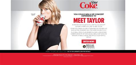 Diet Coke Sweepstakes - diet coke regal cinemas vip concert experience sweepstakes dietcokeregal com