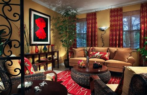 ethnic living room designs ideas design trends