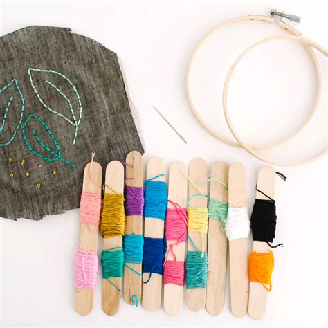 hobby craft ideas embroidery is the best new craft hobby new craft hobby ideas