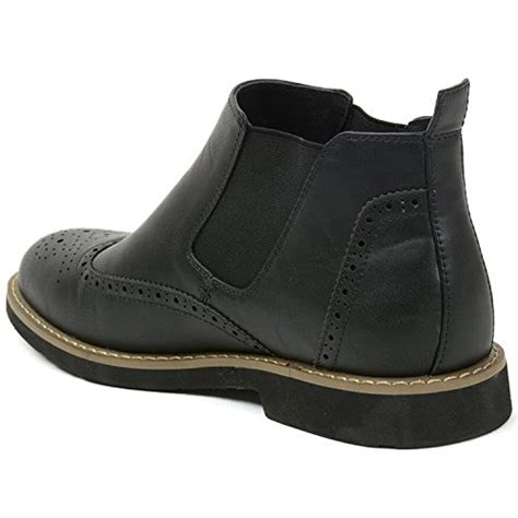 Boots Import 6 alpine swiss s bulle lined wing tip chelsea ankle