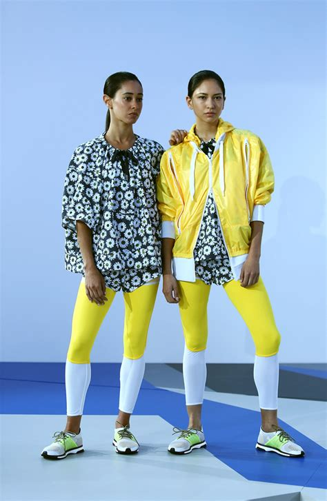 Do In Style With Stella Mccartneys Adidas by Adidas By Stella Mccartney Summer 2014 Presentation