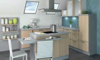 l küche mit kochinsel arctar k 252 che offene l form
