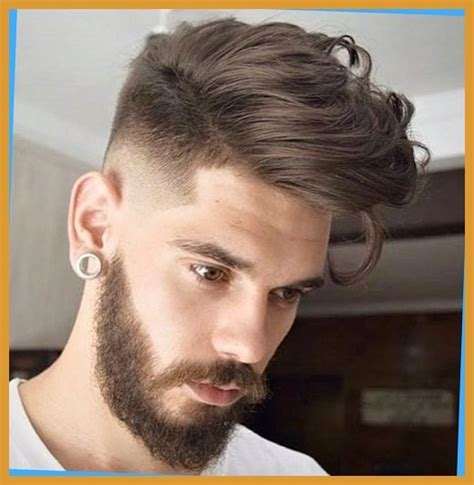 hairstyles with long hair on top an short on the sides 15 top men s fade haircuts men s hairstyles and haircuts